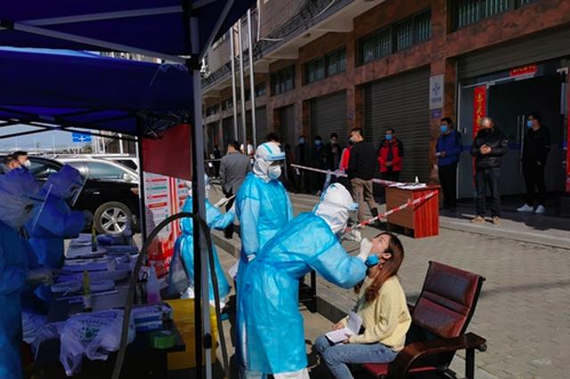 福州12个在建交通项目全部复工 返岗工人进行核酸检测