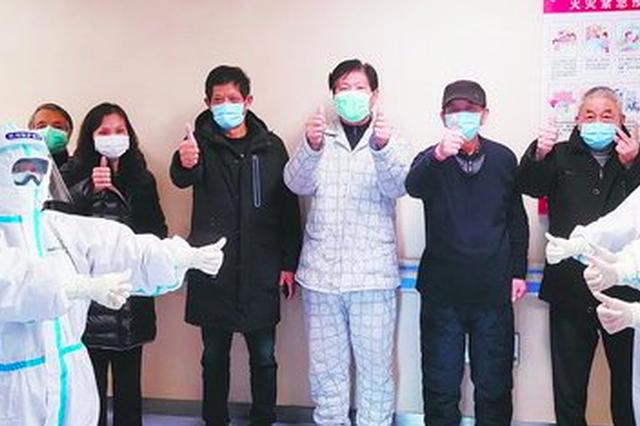 福建首批支援武汉医疗队结束第一阶段工作 治愈133人