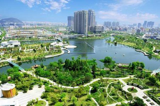 福建7成城市公园有限开放 入园须戴口罩测体温