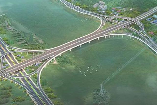 泉州南安武荣大桥今年开建 连接南安霞美镇和丰州镇