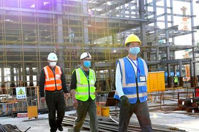 福州项目工地复工管理有妙招 进门过四关三色动态管