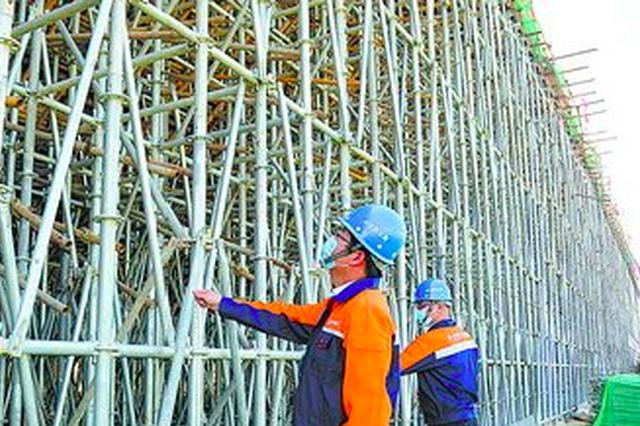 厦门98%规上工业企业复工 北站连接线复工首战告捷
