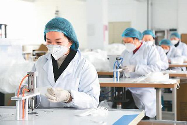 """福州两家机构免费核酸检测 为复工复产""""排雷"""""""