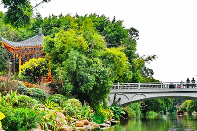 福州全力打造白马河精品旅游项目 给市民带来惊喜