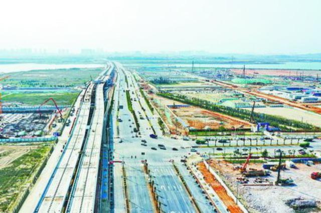厦门机场大道1.4公里路段通车 成为大嶝岛颜值担当