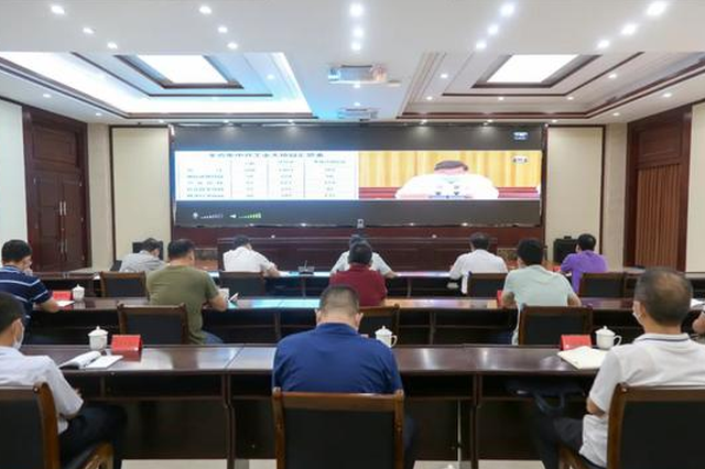 投资31.6亿元 南靖4个项目参加全省重大项目集中开工