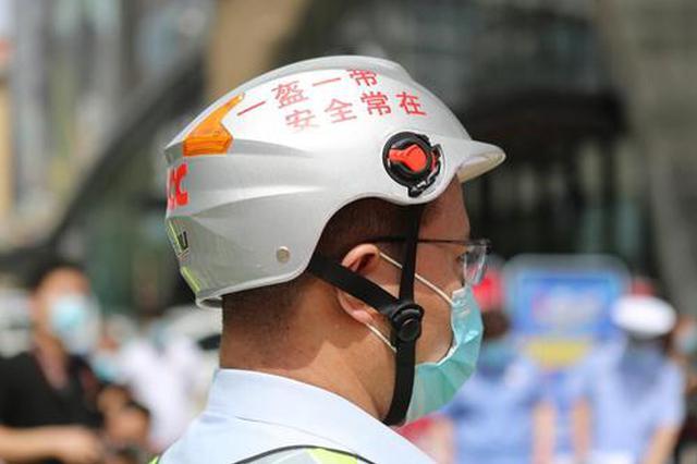 厦门交通管理局发布通告 不戴安全头盔电动车暂不处罚