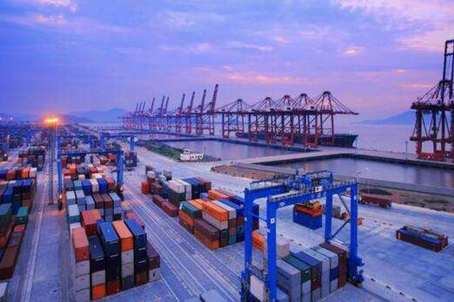 厦门外资外贸均实现逆势增长 进出口总额全省第一