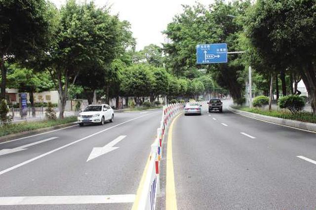 厦门思明区七条道路提升改造完工 道路平整出行更通畅