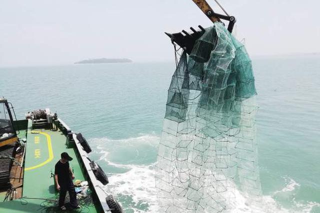 伏季休渔1个月厦门严格执法 查扣违法渔船21艘次