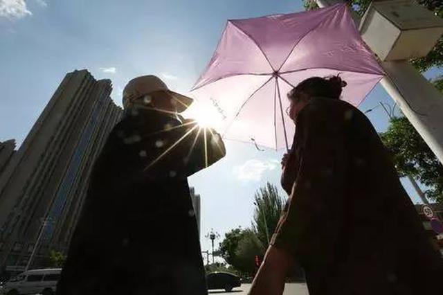 """厦门今日阴有阵雨 明天""""高烤""""重启"""
