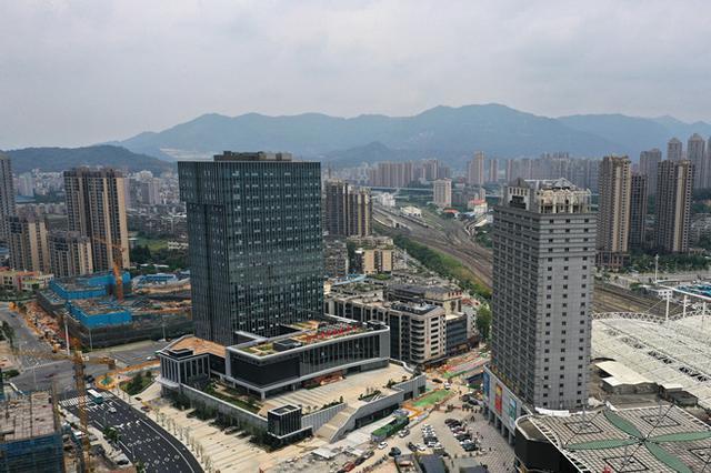 """福州火车站""""舒筋展骨""""地下交通枢纽2024年整体建成"""