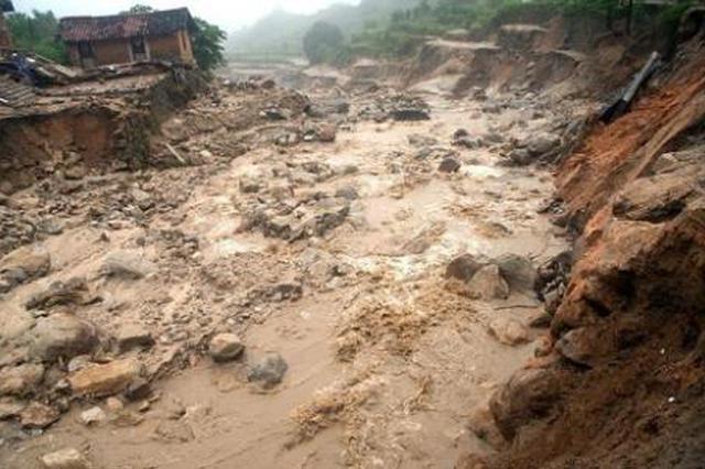 福建省启动开发高位远程泥石流隐患靶区识别项目