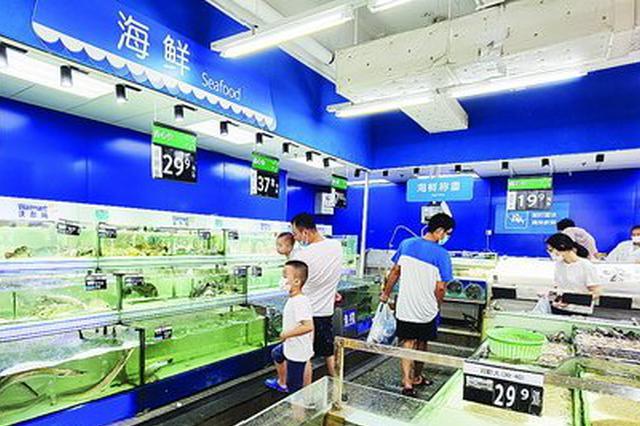 厦门石斑鱼多宝鱼售价降至二字头 吃鱼比吃肉更实惠