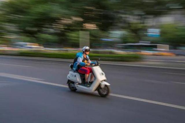 福州马尾民警帮忙找回电动车 小哥送来50份爱心早餐