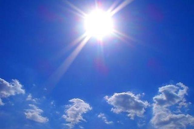 泉州多地高温日数破纪录 未来几天晴热天气延续