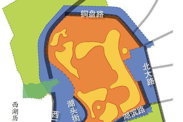 福州市中心两大风貌区将有大动作 正征求公众意见