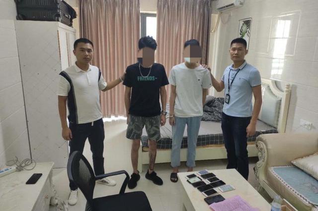 漳州民警入户访查  抓获涉嫌犯罪案网上在逃人员