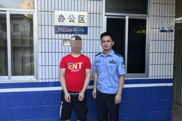 漳州龙文多警种联动 摧毁一电信诈骗窝点抓获两名嫌疑人