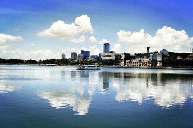 厦门筼筜湖防洪标准将提至50年一遇 主体预计后年完工