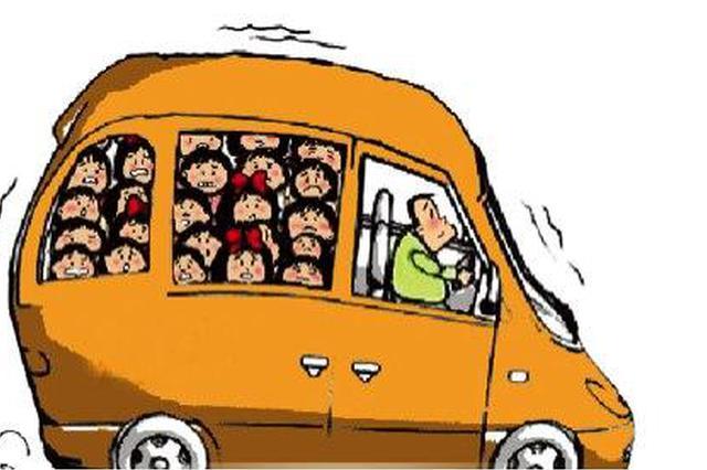 厦门核载5人小轿车多载了2名婴儿 驾驶人被记6分罚款200元