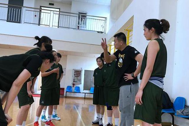 中国篮协本月组织集训 福建女篮将回归WCBA大家庭