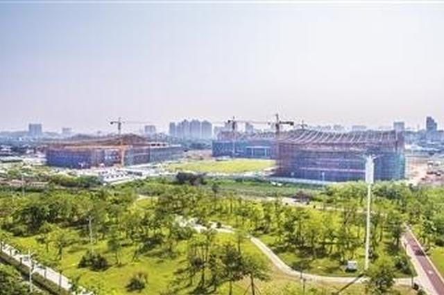 漳州高新区狠抓户外广告整治 已整治户外广告数百个