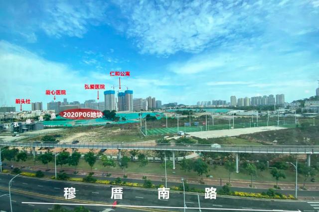 厦4幅商住地块成功出让 东部体育会展新城地块首拍卖