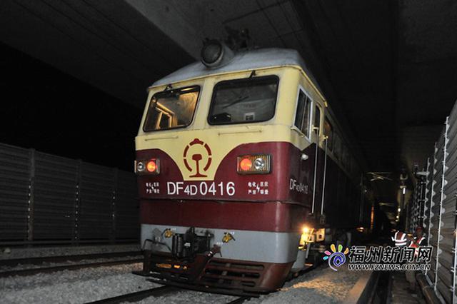平潭海峡公铁两用大桥顺利通过静载试验 精调施工启动