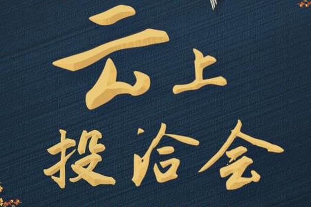 """全球最大投资云平台——""""云上投洽会""""正式上线"""