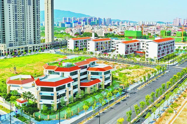 厦门3所名校跨岛牵手马銮湾新城 为教育注入强大基因