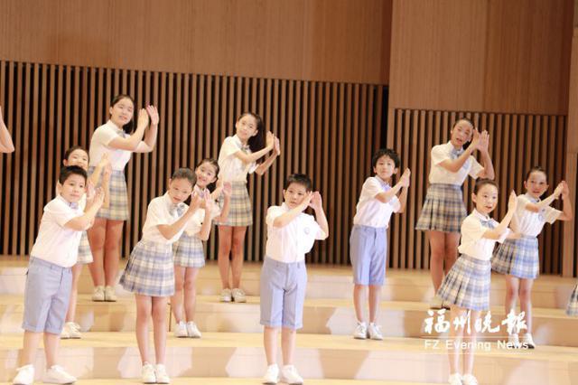 福州这所小学原创歌曲走红引关注 向教师节献礼