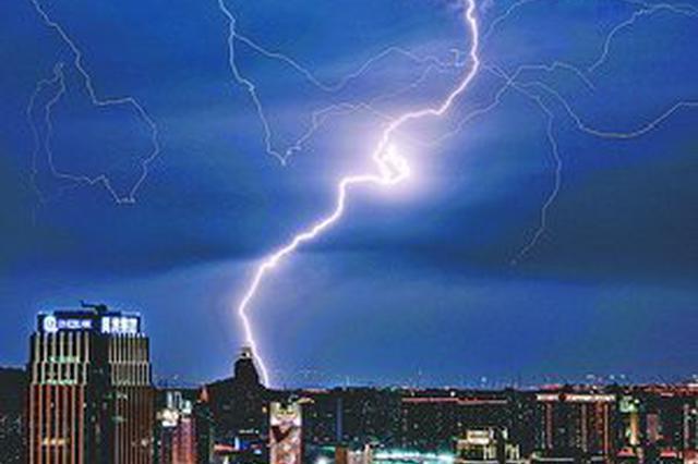 厦门今日局部地区有大雨 降水将持续到14日