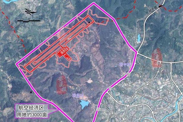 福建又一区域将建新机场 目前正在开展招商工作