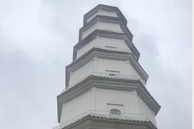 福州:近60年来规模最大的一次修缮 白塔大修通过初验