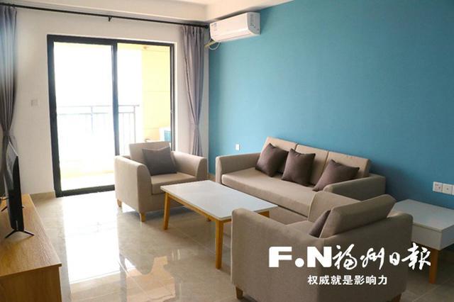 福州高新区人才公寓二期首批48人入住