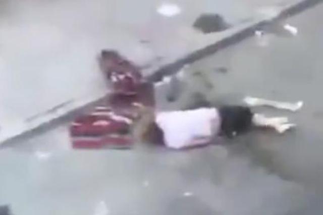 天降建筑垃圾 泉州一76岁阿婆被砸身亡