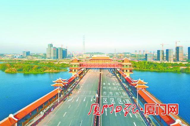 漳州金峰大桥通过交工验收 预计明年4月通车