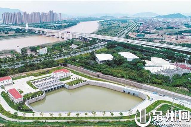 泉州北峰丰州片区排涝泵站年内投用