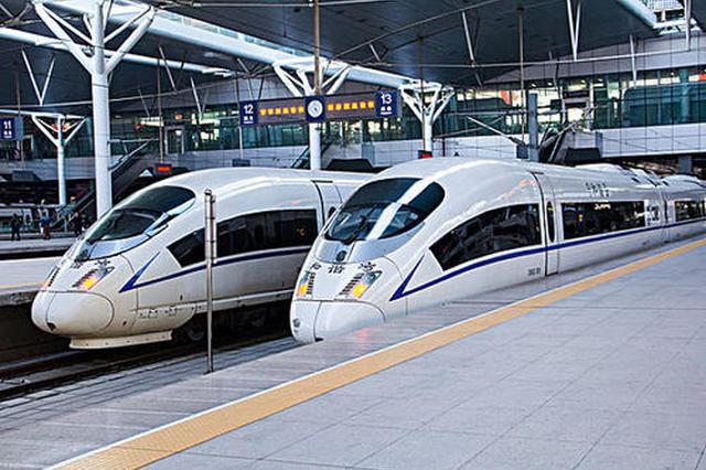 厦门火车站实施新运行图 厦门到扬州可坐动车直达