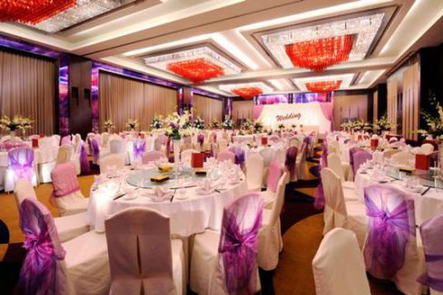 10月婚礼扎堆厦门刮起甜蜜风暴 有酒店8天办24场婚宴