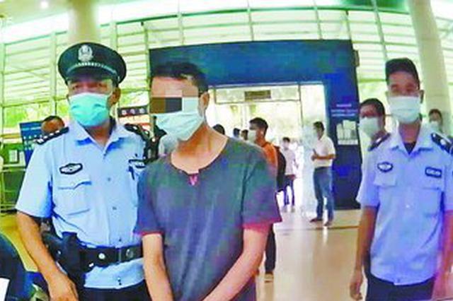 冒名顶替代办交通罚单被民警识破 厦门一男子被拘5日