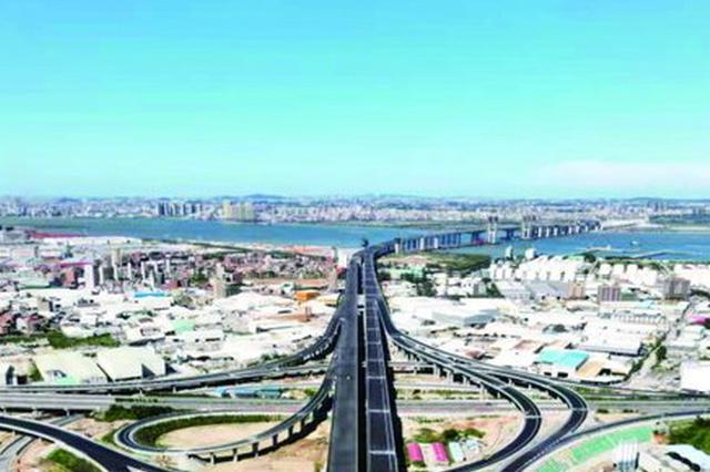 泉州段与海翔大道最后段都通了 厦漳泉快速路即将通车
