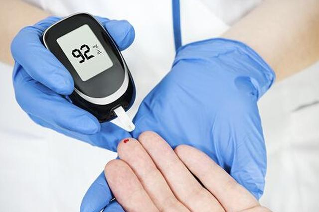 24.46万人!6.24%的厦门人患有糖尿病