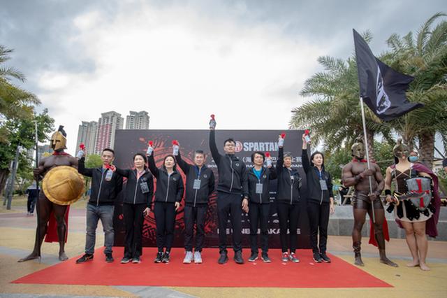 2020斯巴达勇士赛在厦门海沧举办