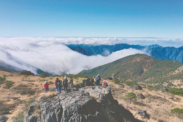 探秘武夷山国家公园 科考再出发