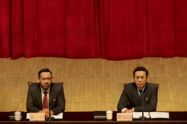 电影《扫黑·决战》定档1月15日 姜武张颂文同台飙戏