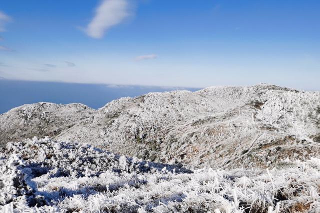 福建最低气温跌破-8℃!为何今冬这么冷?