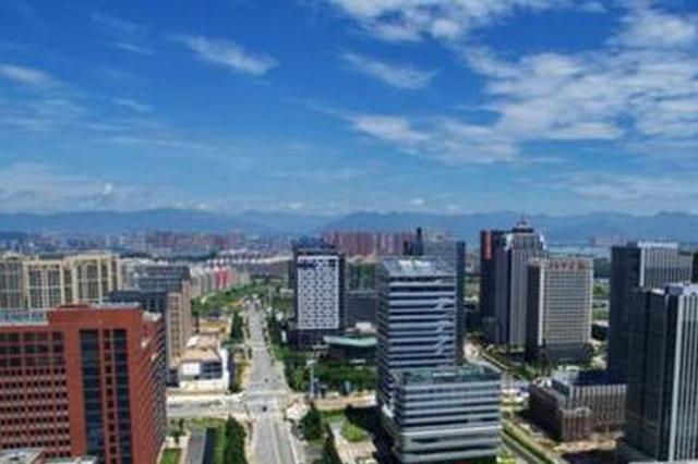 福州空气质量连续七年排名省会前三