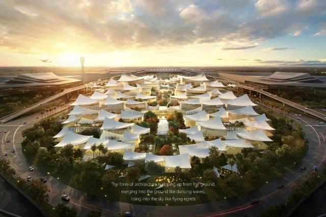厦门新机场迎来重大进展 用海初审获批